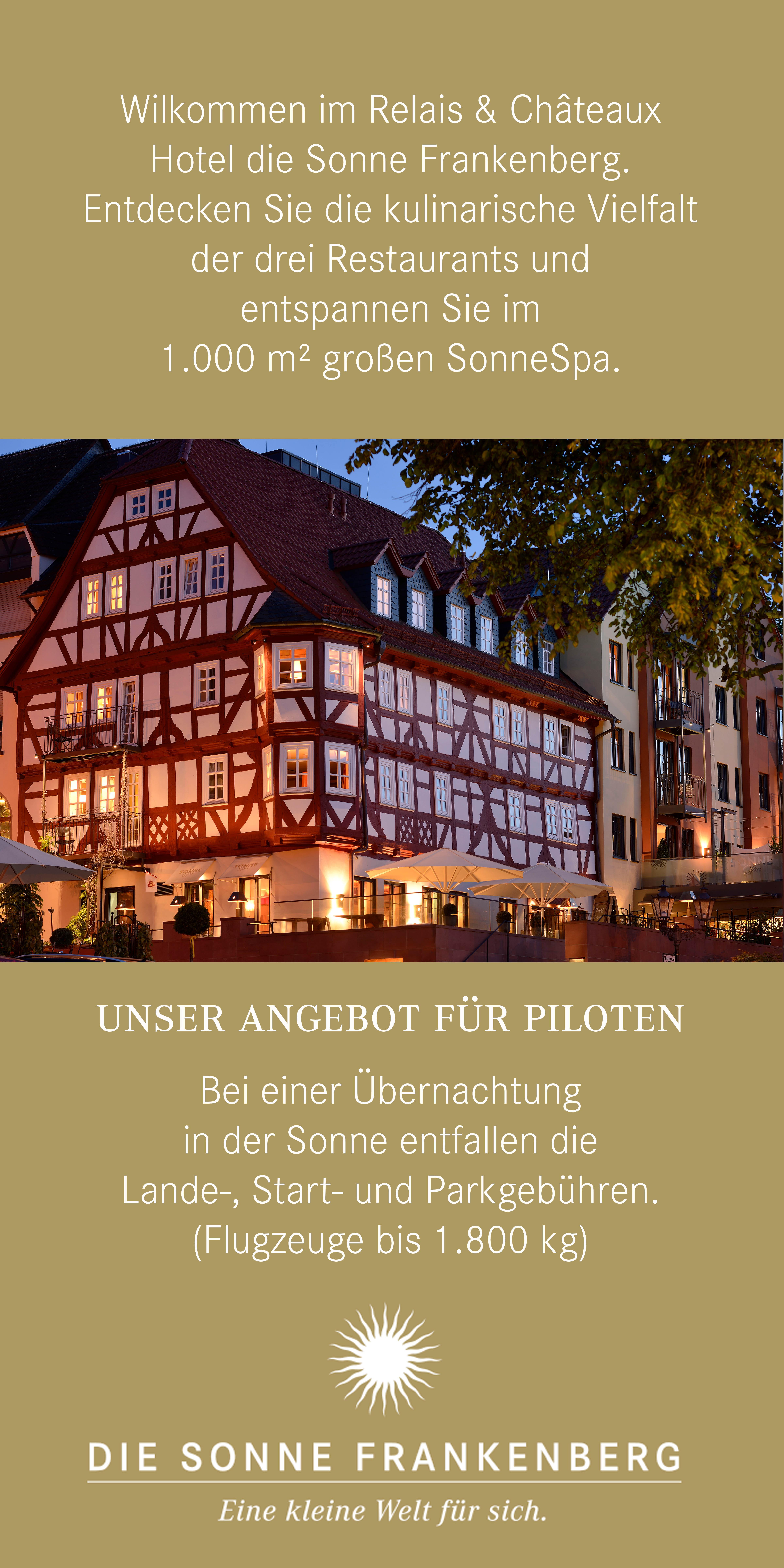 """Hotel """"Die Sonne Frankenberg"""""""
